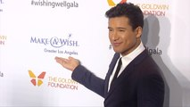 Mario Lopez 4th Annual Wishing Well Winter Gala Red Carpet