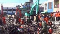 Száznál is több áldozat az indonéziai földrengés után