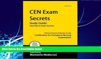 Best Price CEN Exam Secrets Study Guide: CEN Test Review for the Certification for Emergency