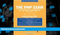 Price The PMP Exam: How to Pass On Your First Try (Test Prep series) Andy Crowe  PMP On Audio