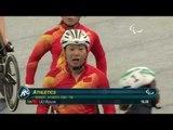 Athletics | Women's 100m - T54 Final | Rio 2016 Paralympic Games