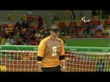 Day 2 evening   Goalball highlights   Rio 2016 Paralympic Games