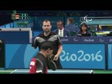 Table Tennis | GER v EGY | Men's Singles - Qualification Class 6 Group D | Rio 2016 Paralympic Games