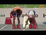 Athletics | Women's 100m - T12 Final  | Rio 2016 Paralympic Games