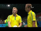 Table Tennis   SWE v BRA   Men's Singles - Qualification Class 8 Group F   Rio 2016 Paralympic Games