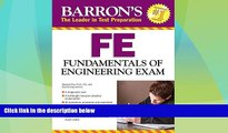 Best Price Barron s FE Exam, 3rd Edition: Fundamentals of Engineering Exam (Barron s Fe:
