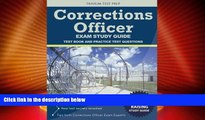 Price Corrections Officer Exam Study Guide: Test Book and Practice Test Questions Corrections