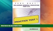 Price CEOE OGET Oklahoma General Education Test 074 Practice Test 1 Sharon Wynne For Kindle