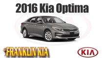 2016 Optima SX, Nashville, TN - Tech, Comfort & Safety Features for sale at Franklin Kia Nashville TN