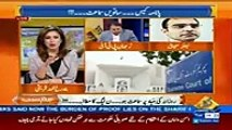 Agar Ye Establish Hogaya Kay Maryam Nawaz Dependent Hain To Baat Seedhi Nawaz Sharif Tak Jaygi- Umar Cheema
