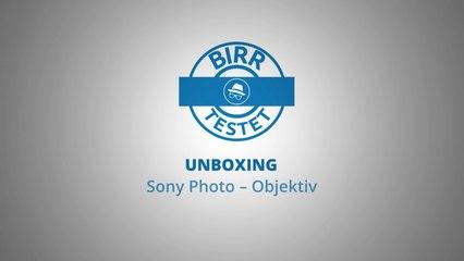 Birr testet: Sony Photo - Objektiv SEL 55210