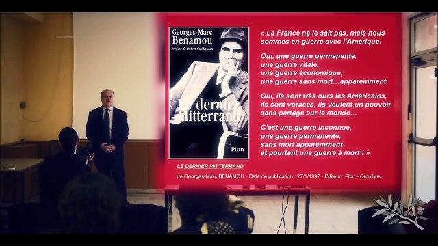 Quavait donc découvert F. Mitterrand après 14 années passées à lElysée
