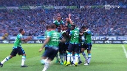 FOOTBALL -Coupe du Brésil - Gremio remporte son 5ème titre