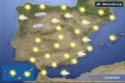 Previsión del tiempo para este jueves 8 de diciembre