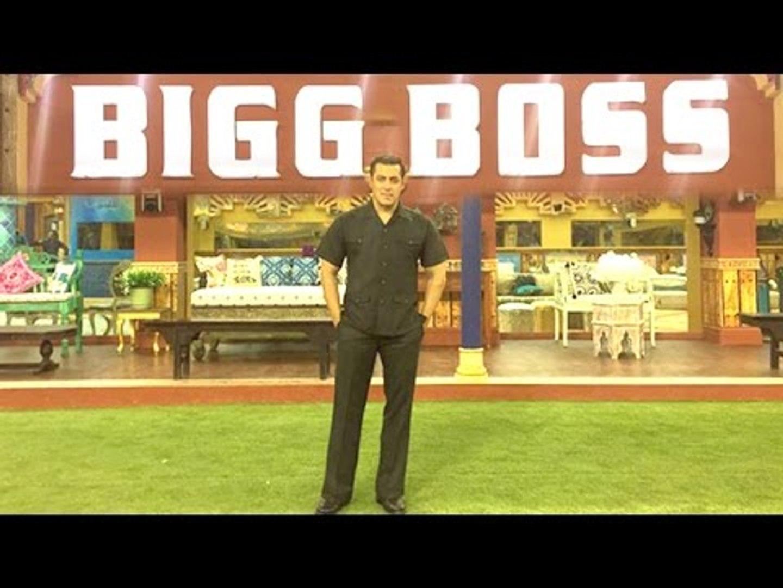 Bigg Boss 10 - Salman Khan INSIDE Bigg Boss House LEAKED