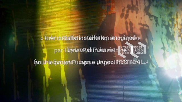 Fresque#1 - Lionel palun