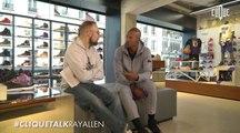 Clique Talk Ray Allen
