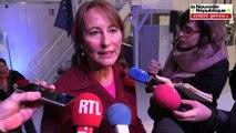 VIDEO. Poitiers. Ségolène Royal défend son bilan à la tête de l'ex-région Poitou-Charentes