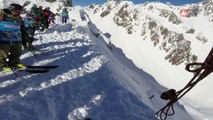 GoPro Run Stefan Hausl - Chamonix-Mont-Blanc - Swatch Freeride World Tour 2016
