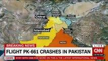 Pakistan Plane Crash - PIA Plane Crash PK-66 - Junaid Jamshed Dead