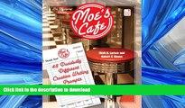 Hardcover Moe s Cafe Kindle eBooks