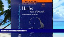 Price Hamlet, Prince of Denmark (New Cambridge Shakespeare Audio) William Shakespeare On Audio