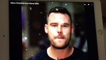 merry Christmas from Danny Miller #robron