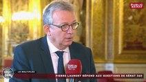 """Fraude fiscale - """"80 milliards d'euros d'impôts qui échappent à la collectivité publique"""" rappelle Pierre Laurent"""