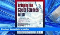 Audiobook Bringing the Social Sciences Alive: 10 Simulations for History, Economics, Government,