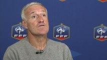 Sport - Équipe de France Didier Deschamps : Entretien avec Didier Deschamps bande annonce