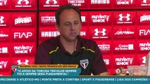 O que dizia o coração de Rogério Ceni quando recebeu a proposta de treinar o São Paulo? SE LIGA #ConexãoEI