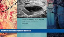 Pre Order State Formation in Japan: Emergence of a 4th-Century Ruling Elite (Durham East Asia