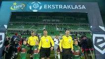 18. kolejka LOTTO EKSTRAKLASY: Śląsk Wrocław 1:1 Pogoń Szczecin