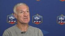 Foot - Bleus - La chaîne L'Equipe : Griezmann a «une chance» de remporter le Ballon d'Or selon Deschamps