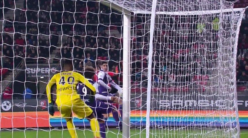 Le résumé de Rennes/TFC, 14ème journée de Ligue 1