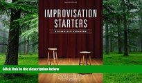 Audiobook Improvisation Starters Revised and Expanded Edition: More Than 1,000 Improvisation
