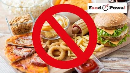La Junk food bannie du Royaume-Uni !