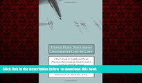 PDF [FREE] DOWNLOAD  Hedge Fund Disclosure Documents Line by Line, 2nd Edition: A User s Guide to
