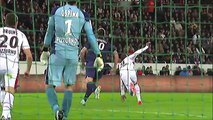 Bisou de Renato Civelli à Zlatan Ibrahimovic