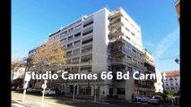 Studio avec parking sous-sol et cave à Cannes boulevard Carnot en exclusivité chez WB Immobilier