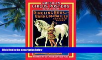 Price American Circus Posters (Dover Fine Art, History of Art)  On Audio
