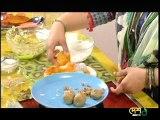 Recipe : মিনি মাশরুম বার্গারস ও চিকেন এন্ড চিজ রোল আপস  ft. Chot Joldi Ranna