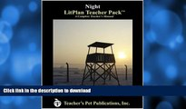 Epub Night by Elie Wiesel LitPlan - A Novel Unit Teacher Guide With Daily Lesson Plans (LitPlans