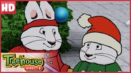 Max & Ruby's Christmas Carol - Ep.61C | HD Cartoons for Children