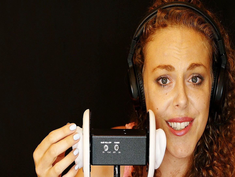 ASMR Whisper Ear Massage & Tapping–How Much Money ASMR Videos Make YouTube Advertising