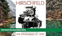 Price The Speakeasies of 1932: Paperback Al Hirschfeld For Kindle