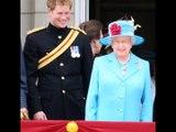 Queen Elizabeth  forced Prince Harry  to dump Meghan  Markle