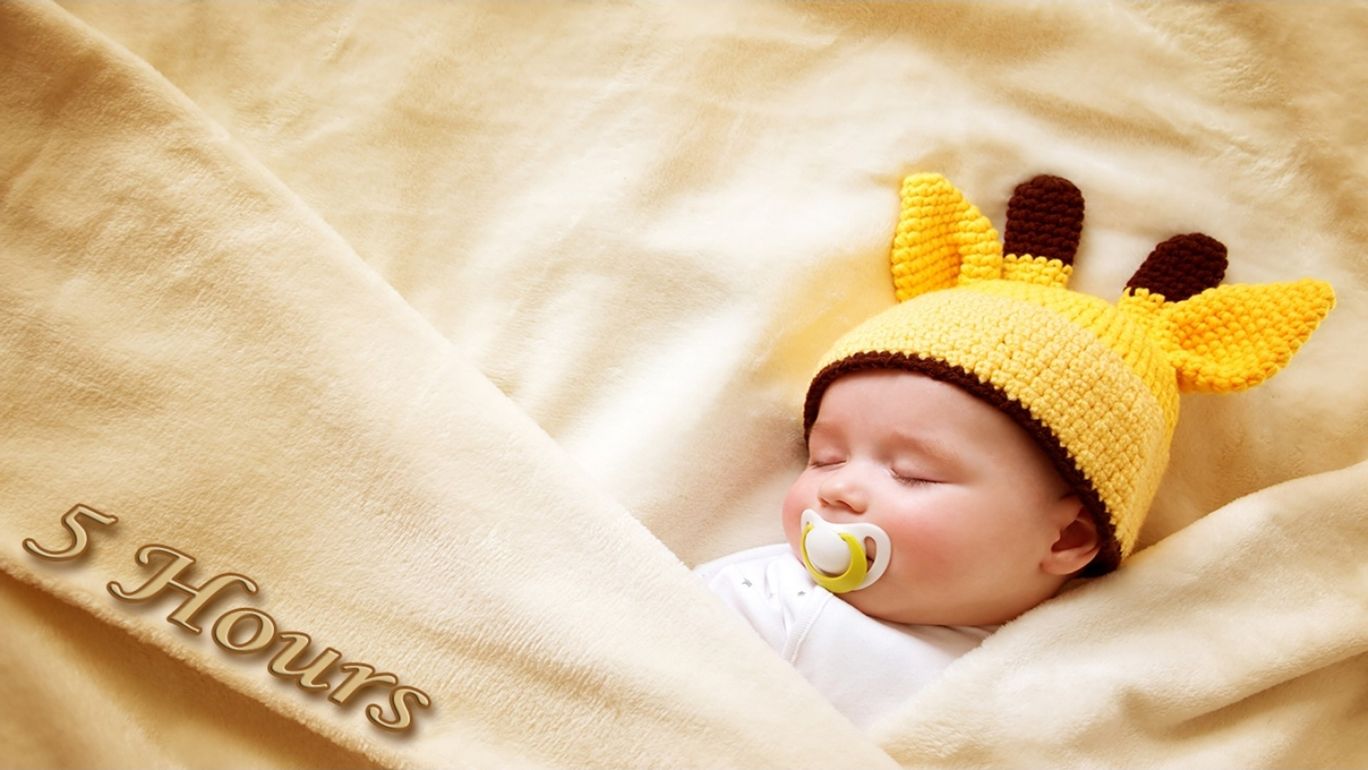 Jl - 5 Hours of relaxing music for baby sleeping I Kids Music