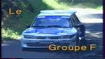 Rallye National Ain-Bugey COMATEL 2002 #4 - Le Groupe F [Rétro Rallye]