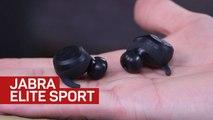 Jabra Elite Sport: Totally high-tech, totally wireless sports earphones